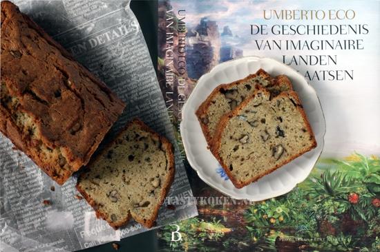 Hartig brood met gorgonzola en walnoten