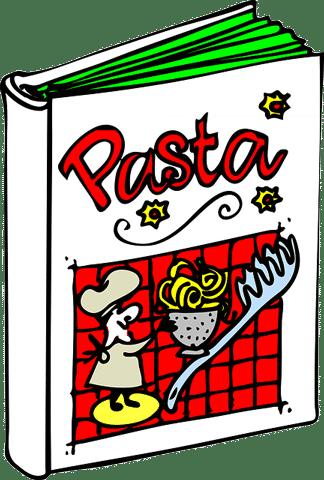 receptenboekje pastarecepten tastykoken